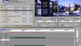 RADDAXRU Видео урок по Adobe Premiere Окно Проекта