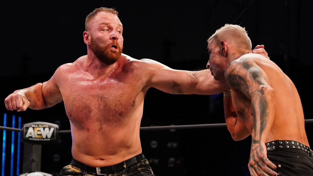 10 Best Matches From AEW Dynamite's First Year
