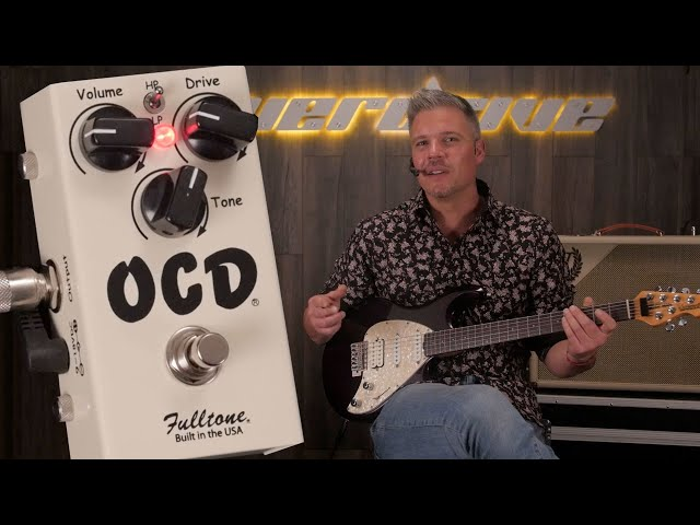 Fulltone OCD V2 Review en español! Overdrive.cl