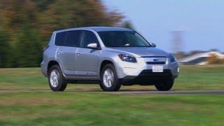 Toyota Rav4 EV 2013 Videos