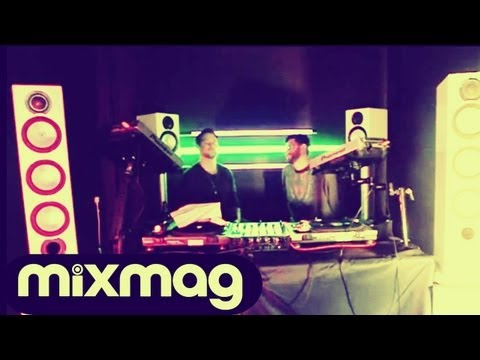 Soul Clap album preview in The Lab LDN