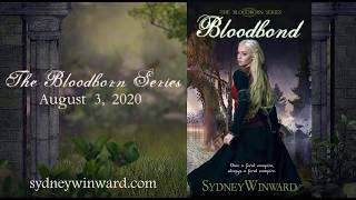 Bloodbond Book Trailer