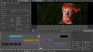 Видео-редактор Blender 33 - Аддон Jump2cut и Маркеры