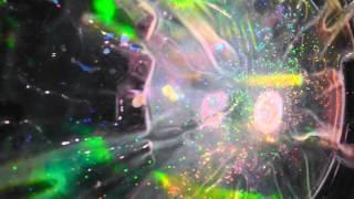 Hologram Round 4x5