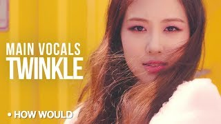 """Video How would MONSTER VOCALS Sing - Snsd TTS """"Twinkle"""" (New Generation) download MP3, 3GP, MP4, WEBM, AVI, FLV November 2017"""