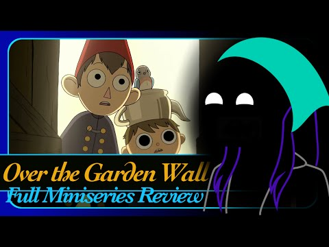 Over the Garden Wall Complete Miniseries Review