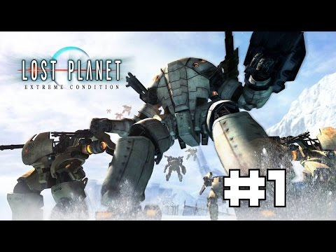 Lost planet Let's play FR partie 1