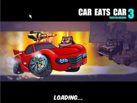 Flash игра Хищные машины 3 Искажённые мечты средняя сложность 5 серия