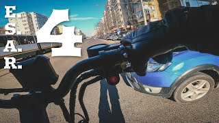 Electric Scooter Ride FPV | 2x…