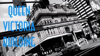 Qvb - Queen Victoria Building Sydney - Australia - Emvb - Emerson Martins Video Blog 2011