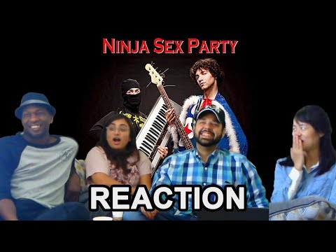 NSP Binge Reaction (Part 1 Re-Edit) - Awkward Mafia Watches