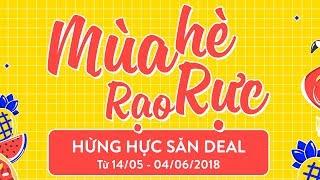 Chi Pu   Tiki.vn - Mùa Hè Rạo Rực, Hừng Hực Săn Deal! (45s Version)