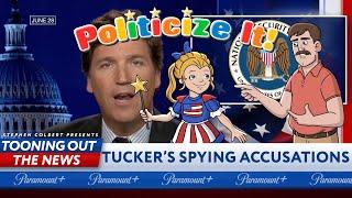 The truth behind Tucker Carlson's NSA spying claim