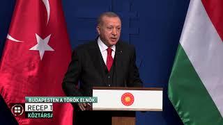 A török elnök többször is háláját fejezte ki Orbán Viktornak 19-11-07