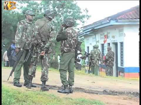 11 Al-Shabaab Suspects, 2 KDF Soldiers Killed In Lamu Attack