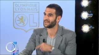 Anthony Lopes (OL System avec Lisandro et clip vidéo d'arrêts d'Anthony) le 16.05.2012