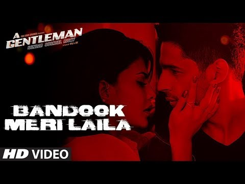 Bandook Meri Laila - A Gentleman 2017 New Song Edit By (Trap Machine)