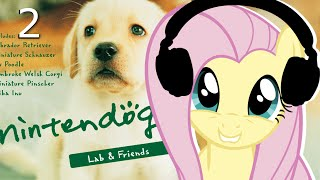 Fluttershy plays Nintendogs 🍉 | Time for Training! | Part 2