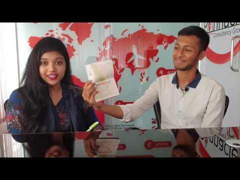 Canada Student Visa From Bangladesh    Success Story Shanjidul Islam Avi
