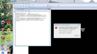 Module CPUIDEarly power on failed error VMware WS 14