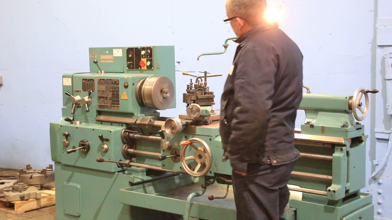Thread and feed chart in metric system for Lathe TOS TRENCIN SN45
