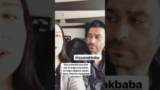 Yasemin Sakallıoğlu Ozan Akbaba ile Röportaj Yapıyor