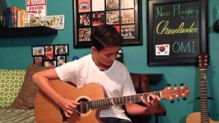 Cheerleader - OMI - Fingerstyle Guitar Cover - Andrew Foy