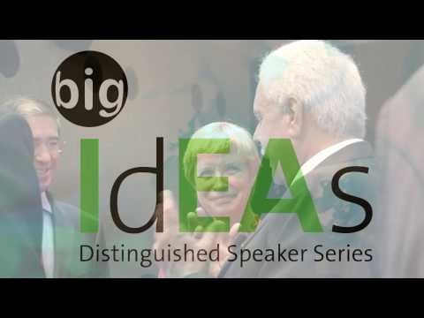 Big IdEAs: H.E. Abdullah Bin Hamad Al-Attiyah