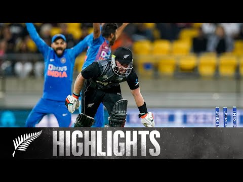India Win Another Super Over Thriller | FULL HIGHLIGHTS | BL