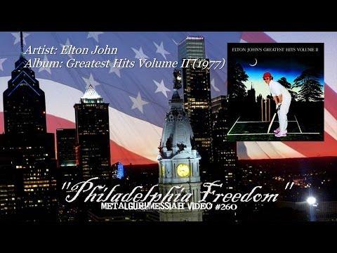 Philadelphia Freedom - Elton John (1975) HD FLAC ~MetalGuruMessiah~