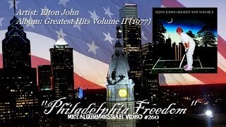 Philadelphia Freedom - Elton John (1975) Remastered Audio 1080p Video