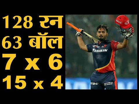 IPL 2018 | Match 42 | DD v SRH | Dhawan और Williamson ने Rishabh Pant की Century पर पानी फेरा