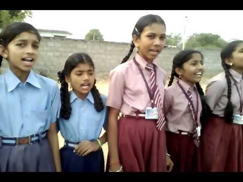 Pvn school plk nation song drams practice