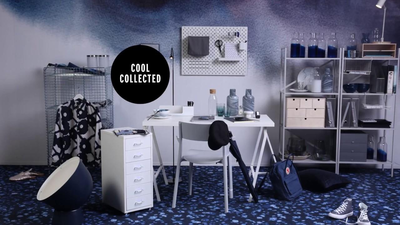 Ikea elle bureau in twee stijlen ikea wooninspiratie youtube