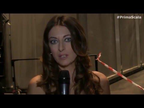 Giovanna D'Arco - Backstage LIVE - #PrimaScala (Teatro alla Scala)