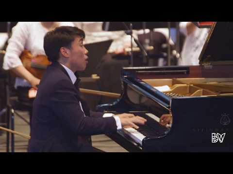 A Dynamic Debut: George Li Playing Mendelssohn in Vail