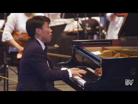 A Dynamic Debut: George Li Playing Mendelssohn in Vail