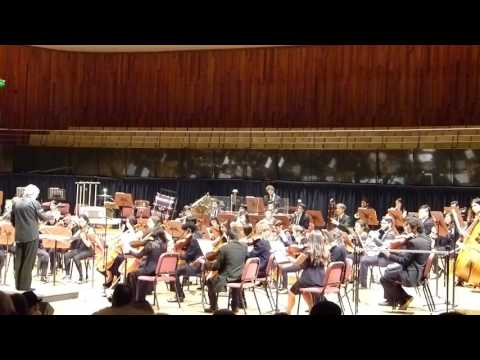 Orquesta Sinfónica Juvenil Nacional-Obertura de Rusian y Ludmila (Mijail Glinka)-00112