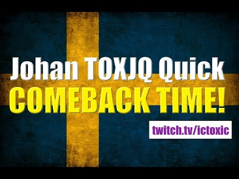 Toxjq having an incredible comeback - Quake Champions duel!