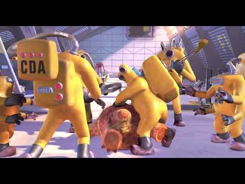 Monsters Inc - 2319 CDA scene.