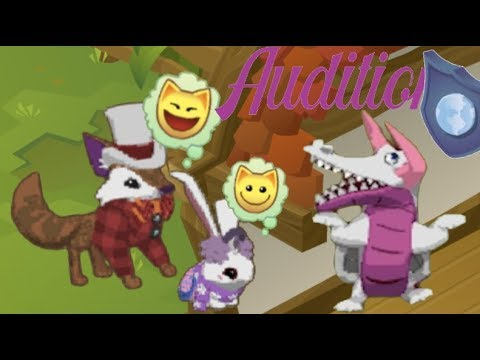 If You Could Audition To Become A Jambassador In Animal Jam