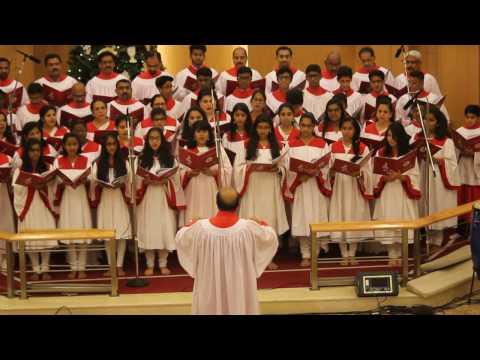 CSI Parish (Malayalam), Abu Dhabi, Christmas Carol - 2016