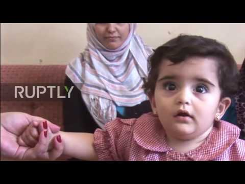 Syria: Al-Qaryatayn residents thankful to Russian forces after IS ousted from area