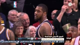 التلفزيون العربي | بورتلاند يحقق فوزه الـ 29 من 56 مباراة في دوري كرة السلة الأمريكي
