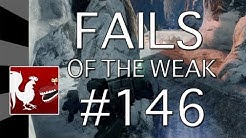 Fails of the Weak: Ep. 146 - Funny Halo 4 Bloopers and Screw Ups! | Rooster Teeth