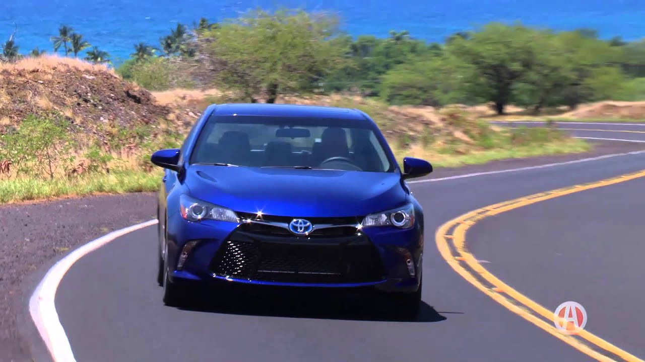 2016 Toyota Camry Hybrid Real World Review Autotrader