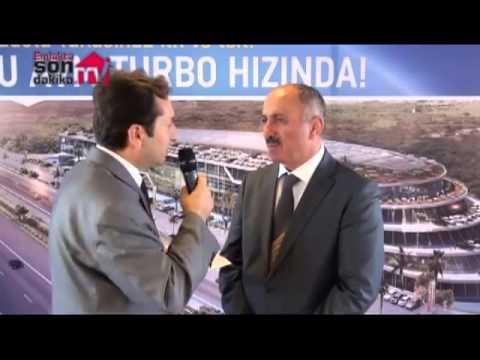 Hasan Topaloğlu, Oto World Asya'yı Anlatıyor! - Emlakta Son Nokta TV