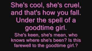 Watch Scouting For Girls Goodtime Girl video