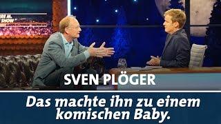 Sven Plöger war ein komisches Baby