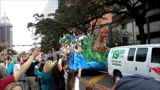 Mardi Gras, Mobile Alabama 2014